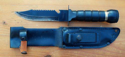 best-bowie-knife-combat-sheath