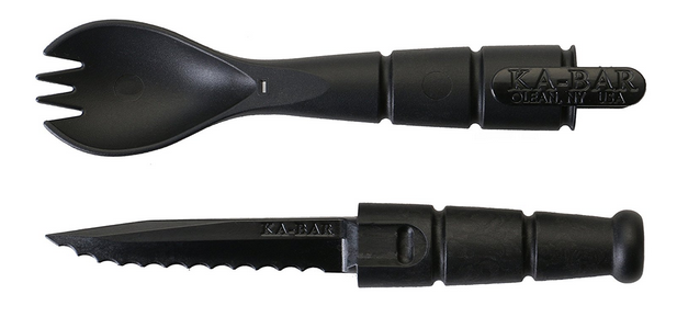 Ka-bar Tactical Spork Review