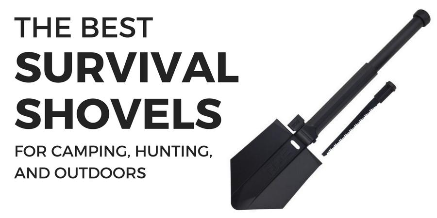 best-survival-shovels-guide